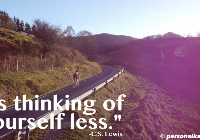 C.S.Lewis - Thinking of Yourself Less